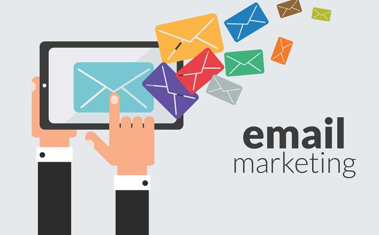 Emailings informativos