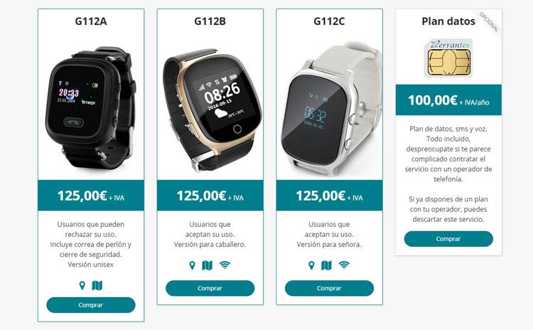 Comercio Electrónico GPS Errantes