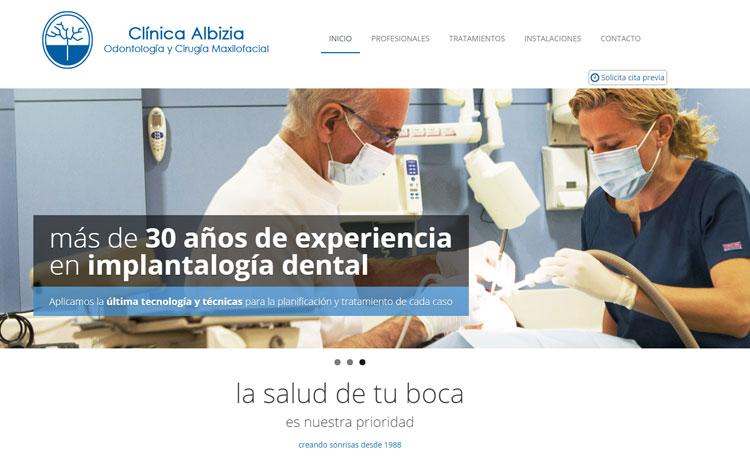 Dentista Barcelona Albizia