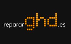 Página web Reparar GHD